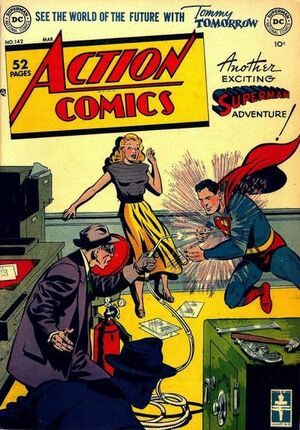 Action Comics Vol 1 142