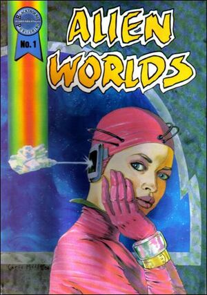Alien Worlds (TPB) Vol 1 1