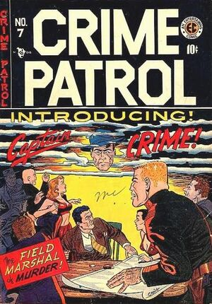Crime Patrol Vol 1 7