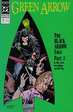 Green Arrow Vol 2 37