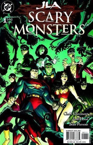JLA Scary Monsters Vol 1 1