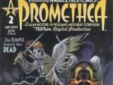 Promethea/Covers