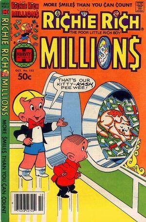 Richie Rich Millions Vol 1 102
