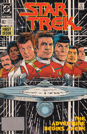 Star Trek (DC) Vol 2 1