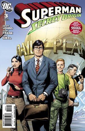 Superman Secret Origin Vol 1 3