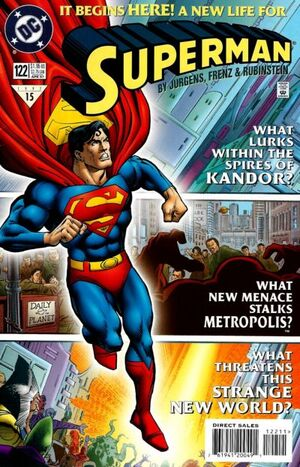 Superman Vol 2 122