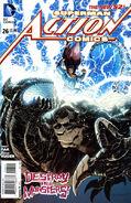 Action Comics Vol 2 26
