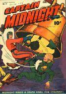 Captain Midnight Vol 1 27