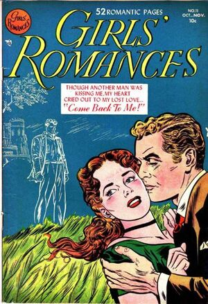 Girls' Romances Vol 1 11