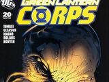 Green Lantern Corps Vol 2 20