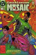 Green Lantern Mosaic Vol 1 1
