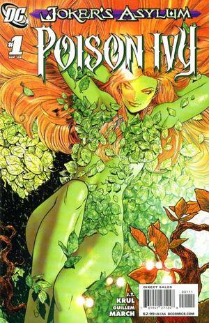 Joker's Asylum Poison Ivy Vol 1 1