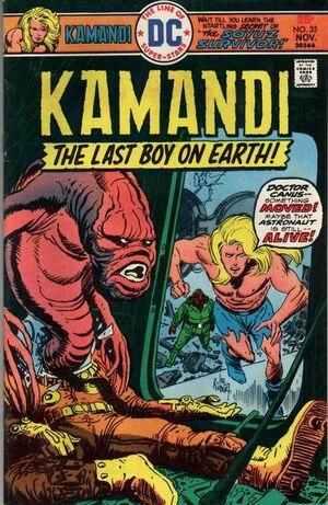 Kamandi Vol 1 35