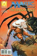 Magic the Gathering The Shadow Mage Vol 1 2