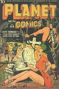Planet Comics Vol 1 33