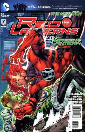 Red Lanterns Vol 1 7