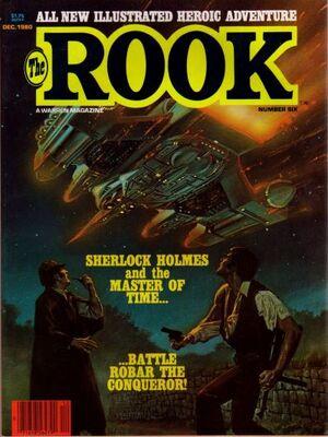 Rook Magazine Vol 1 6