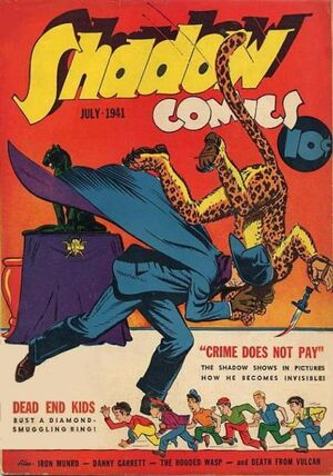 Shadow Comics Vol 1 11
