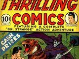 Thrilling Comics Vol 1