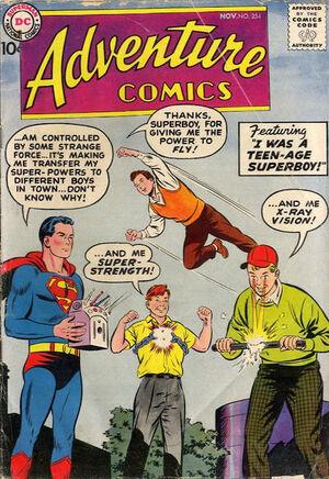 Adventure Comics Vol 1 254