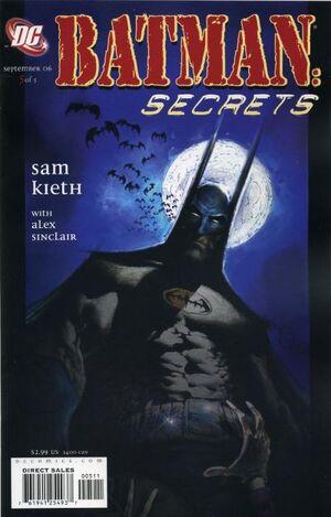 Batman Secrets Vol 1 5