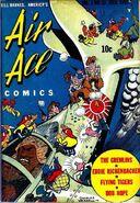Bill Barnes, America's Air Ace Comics Vol 1 11
