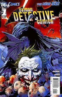 Detective Comics Vol. 2 1