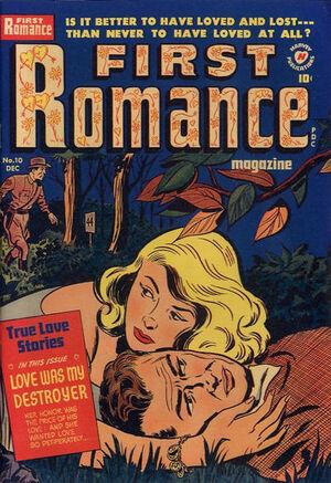 First Romance Magazine Vol 1 10
