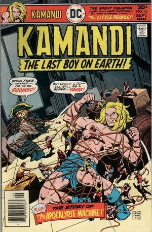 Kamandi Vol 1 45