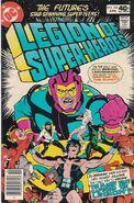 Legion of Super-Heroes Vol 2 262