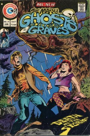 Many Ghosts of Dr. Graves Vol 1 49