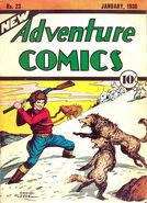 New Adventure Comics Vol 1 23