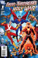 Rann-Thanagar Holy War Vol 1 1