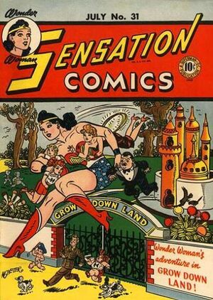 Sensation Comics Vol 1 31