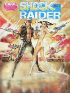 Shock Raider Vol 1 1
