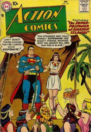 Action Comics Vol 1 235