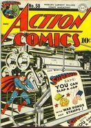 Action Comics Vol 1 58