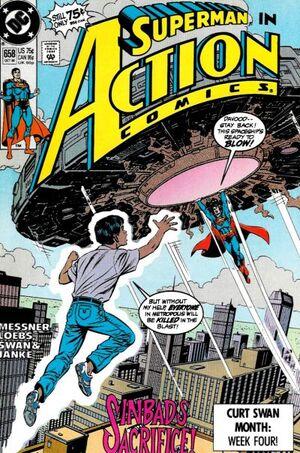 Action Comics Vol 1 658