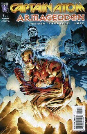Captain Atom Armageddon Vol 1 1