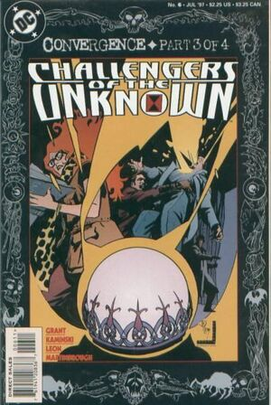 Challengers of the Unknown Vol 3 6
