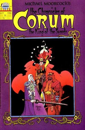 Chronicles of Corum Vol 1 11
