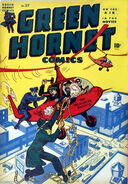 Green Hornet Comics Vol 1 27