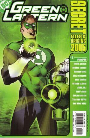 Green Lantern Secret Files and Origins Vol 1 2005