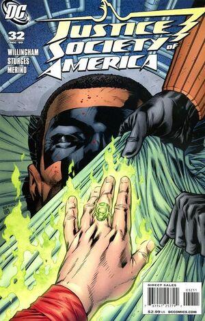 Justice Society of America Vol 3 32