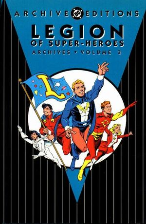 Legion of Super-Heroes Archives Vol 1 3