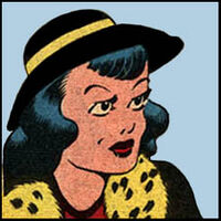 Mary Malloy (Earth-MLJ) from Top-Notch 13