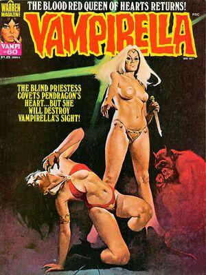 Vampirella Vol 1 60