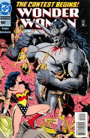 Wonder Woman Vol 2 90