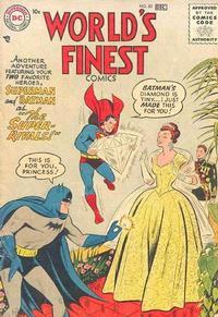 World's Finest Comics Vol 1 85