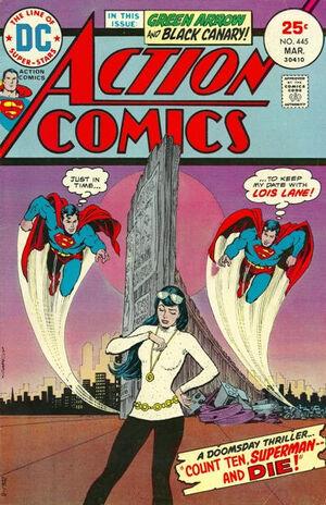 Action Comics Vol 1 445